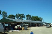 """Caravan stalling te """"achterveld"""" sloop/nieuwbouw"""